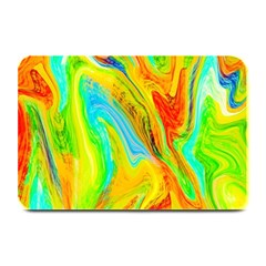Happy Multicolor Painting Plate Mats