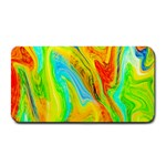 Happy Multicolor Painting Medium Bar Mats 16 x8.5 Bar Mat - 1