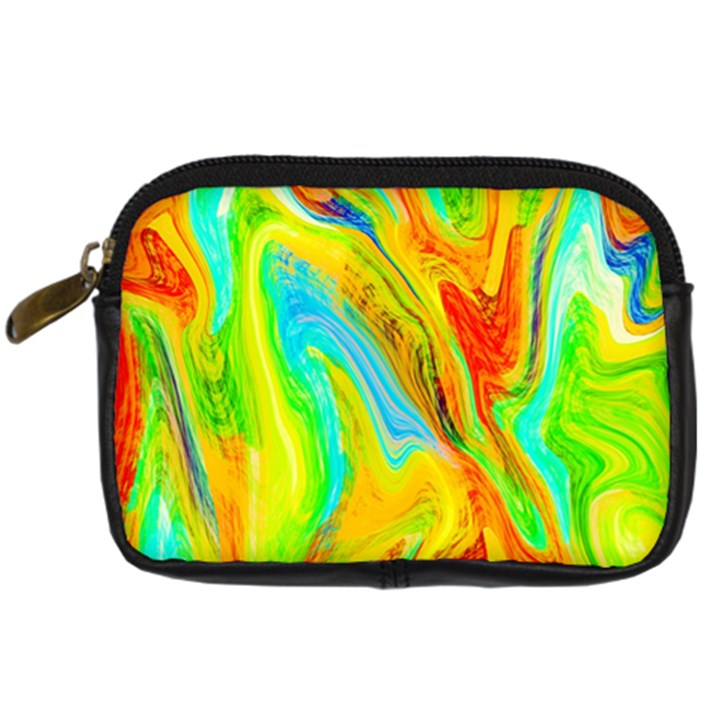 Happy Multicolor Painting Digital Camera Cases
