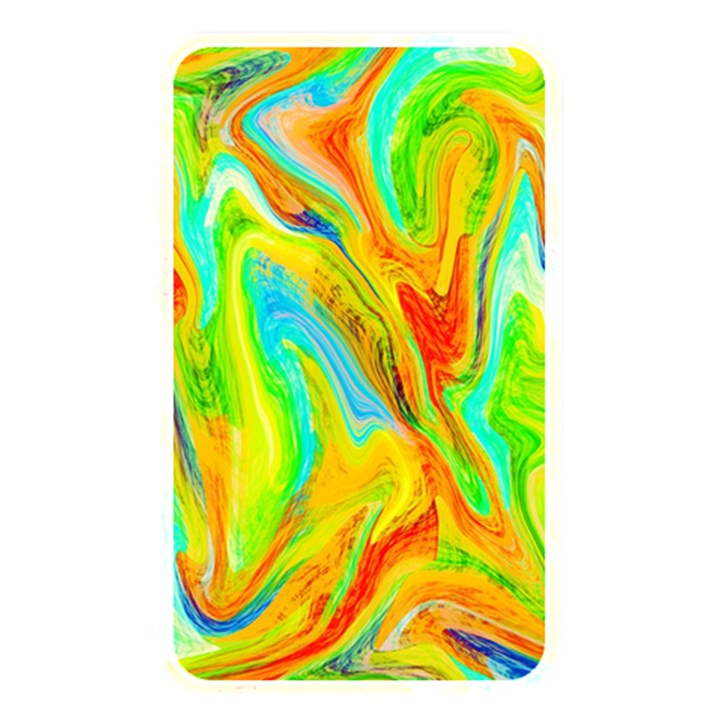 Happy Multicolor Painting Memory Card Reader