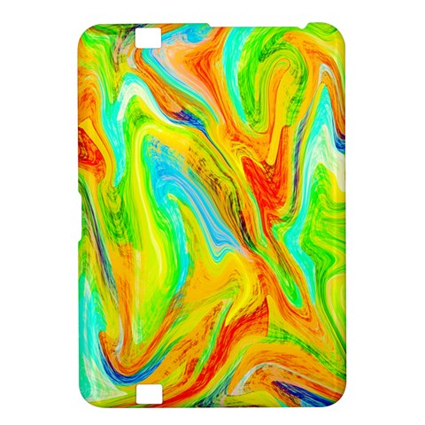 Happy Multicolor Painting Kindle Fire HD 8.9