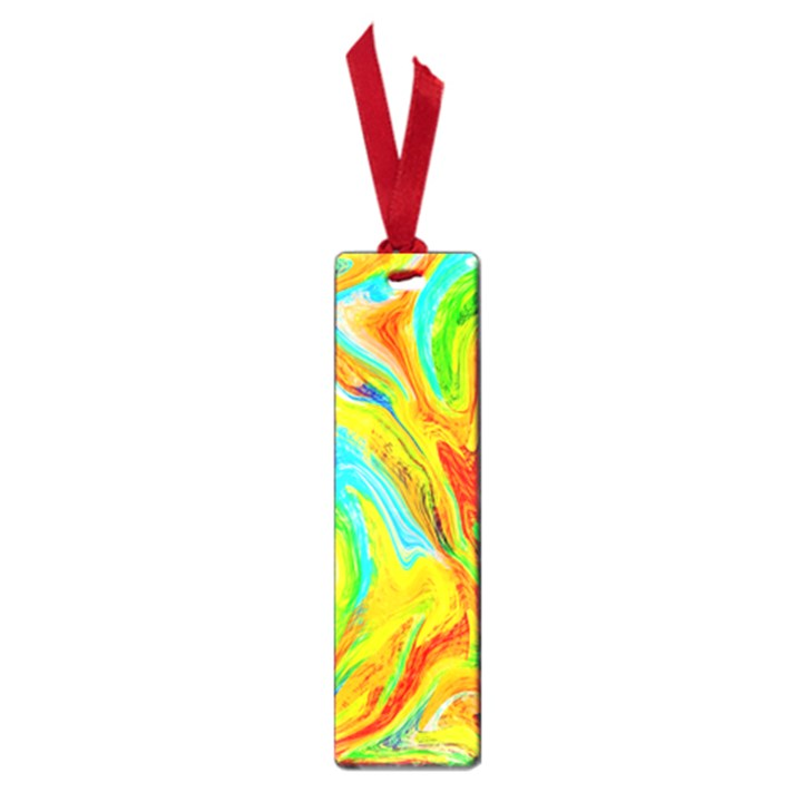 Happy Multicolor Painting Small Book Marks