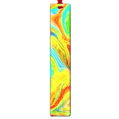 Happy Multicolor Painting Large Book Marks