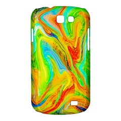 Happy Multicolor Painting Samsung Galaxy Express I8730 Hardshell Case