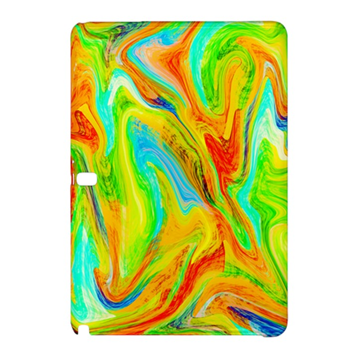 Happy Multicolor Painting Samsung Galaxy Tab Pro 12.2 Hardshell Case