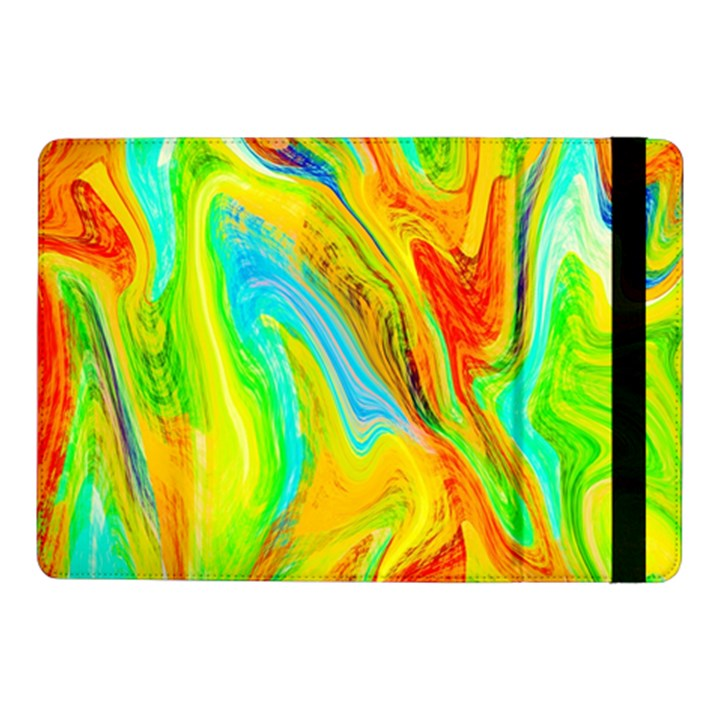 Happy Multicolor Painting Samsung Galaxy Tab Pro 10.1  Flip Case