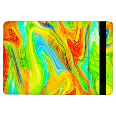 Happy Multicolor Painting Ipad Air Flip