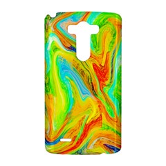 Happy Multicolor Painting LG G3 Hardshell Case