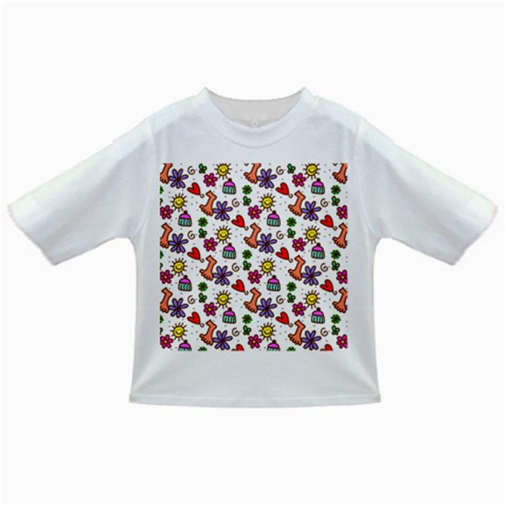 Doodle Pattern Infant/Toddler T-Shirts