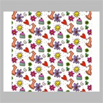 Doodle Pattern Canvas 24  x 20  24  x 20  x 0.875  Stretched Canvas