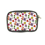 Doodle Pattern Coin Purse Back