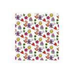Doodle Pattern Shower Curtain 48  x 72  (Small)  42.18 x64.8 Curtain