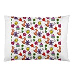 Doodle Pattern Pillow Case (Two Sides) Front