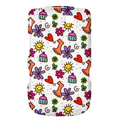 Doodle Pattern Torch 9800 9810