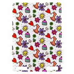 Doodle Pattern Kindle Touch 3G