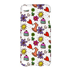 Doodle Pattern Apple iPod Touch 5 Hardshell Case
