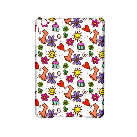 Doodle Pattern iPad Mini 2 Hardshell Cases