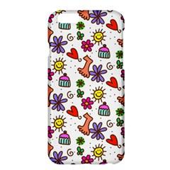 Doodle Pattern Apple iPhone 6 Plus/6S Plus Hardshell Case