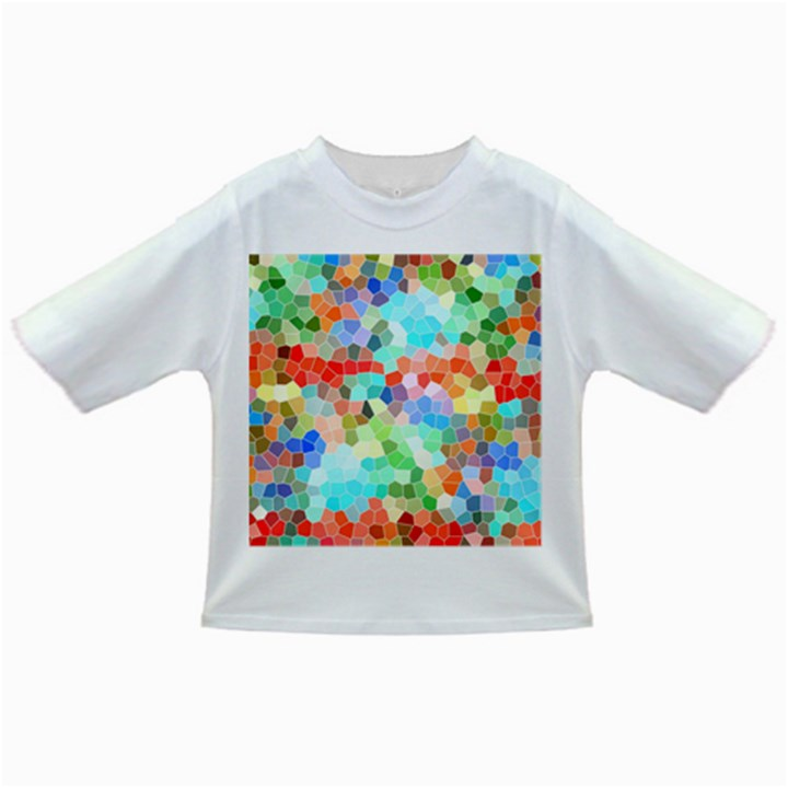 Colorful Mosaic  Infant/Toddler T-Shirts