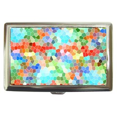 Colorful Mosaic  Cigarette Money Cases