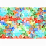 Colorful Mosaic  Collage Prints 18 x12 Print - 1