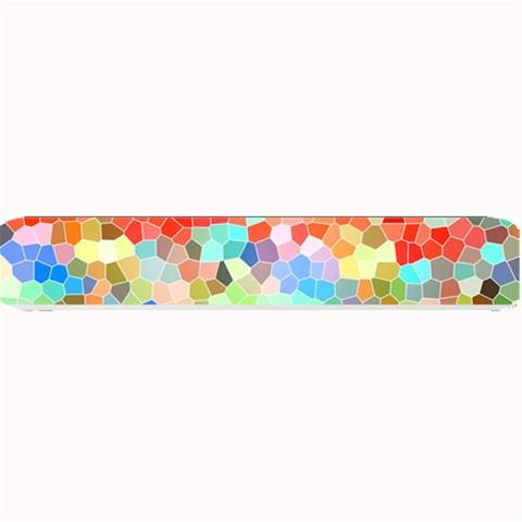 Colorful Mosaic  Small Bar Mats