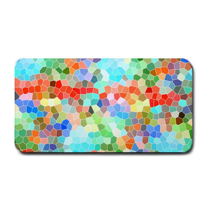 Colorful Mosaic  Medium Bar Mats