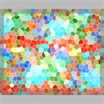 Colorful Mosaic  Canvas 20  x 16  20  x 16  x 0.875  Stretched Canvas
