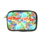 Colorful Mosaic  Coin Purse Front