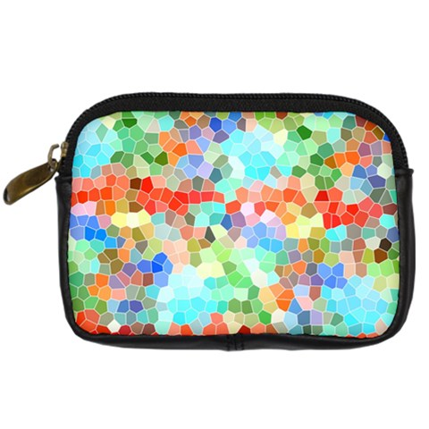 Colorful Mosaic  Digital Camera Cases