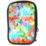 Colorful Mosaic  Compact Camera Cases Front