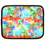 Colorful Mosaic  Netbook Case (XXL)  Front