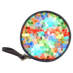 Colorful Mosaic  Classic 20 Cd Wallets