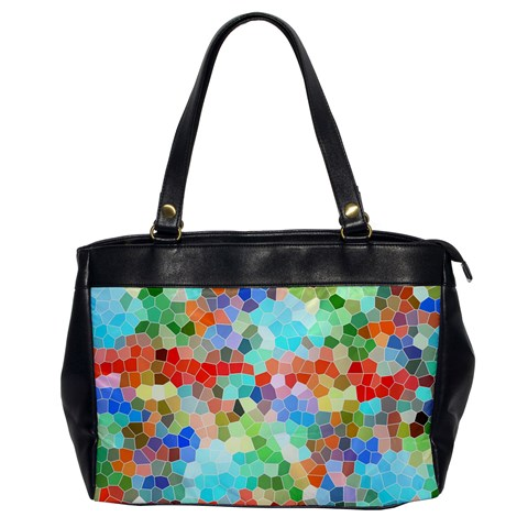 Colorful Mosaic  Office Handbags