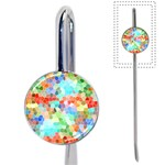 Colorful Mosaic  Book Mark Front