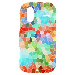 Colorful Mosaic  HTC Amaze 4G Hardshell Case