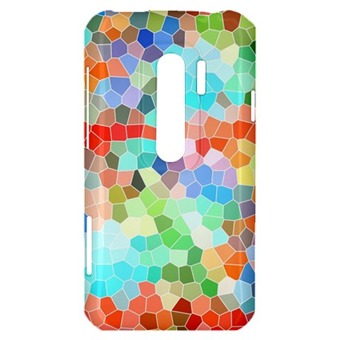 Colorful Mosaic  HTC Evo 3D Hardshell Case