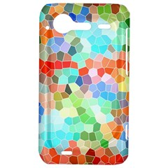 Colorful Mosaic  HTC Incredible S Hardshell Case