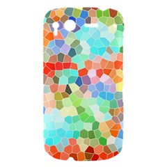 Colorful Mosaic  HTC Desire S Hardshell Case
