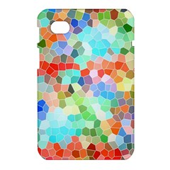 Colorful Mosaic  Samsung Galaxy Tab 7  P1000 Hardshell Case