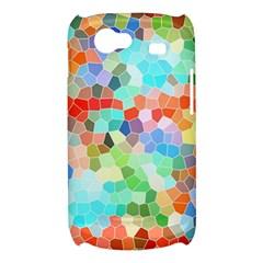 Colorful Mosaic  Samsung Galaxy Nexus S i9020 Hardshell Case