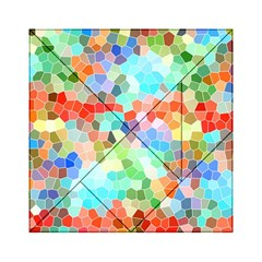 Colorful Mosaic  Acrylic Tangram Puzzle (6  x 6 )