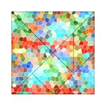Colorful Mosaic  Acrylic Tangram Puzzle (6  x 6 ) Front