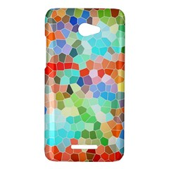 Colorful Mosaic  HTC Butterfly X920E Hardshell Case