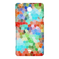 Colorful Mosaic  Sony Xperia T