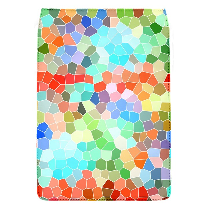 Colorful Mosaic  Flap Covers (S)