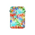 Colorful Mosaic  Apple iPad Mini Protective Soft Cases Front