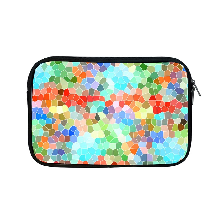 Colorful Mosaic  Apple iPad Mini Zipper Cases