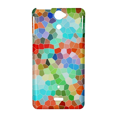 Colorful Mosaic  Sony Xperia V