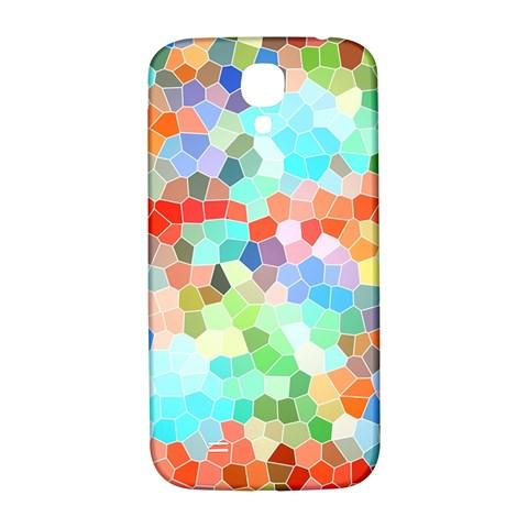 Colorful Mosaic  Samsung Galaxy S4 I9500/I9505  Hardshell Back Case